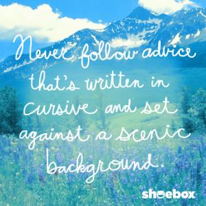 shoebox-cursive-quotes